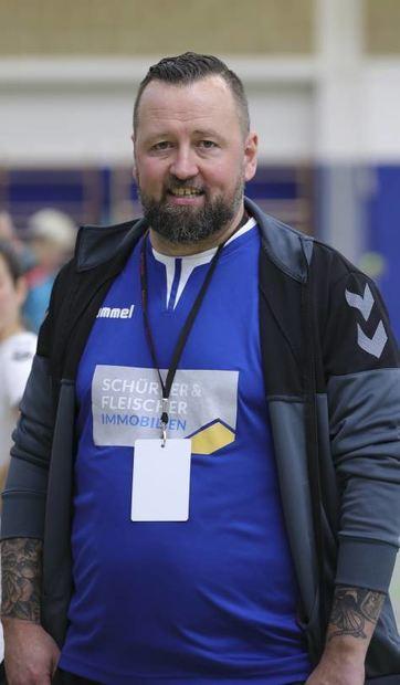 FSG-Trainer Bernd Seiberth hatte einiges zu kritisieren.