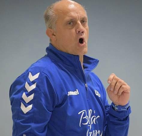 TGB-Coach Uwe Groß setzt auf kleine Veränderungen in der Offensive.