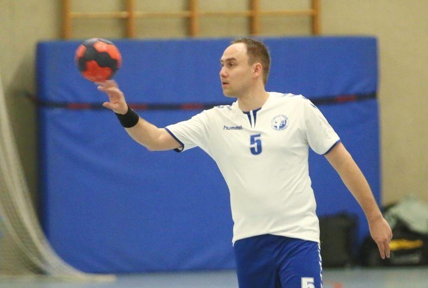 Der 32-jährige Tobias Führer war bislang Spielertrainer des Männer-A-Ligisten TV Trebur