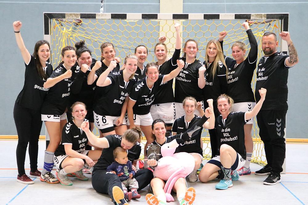 Die Meister der Bezirksliga A