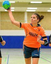Liboria Romano war mit fünf Treffern beste FSG-Torschützin