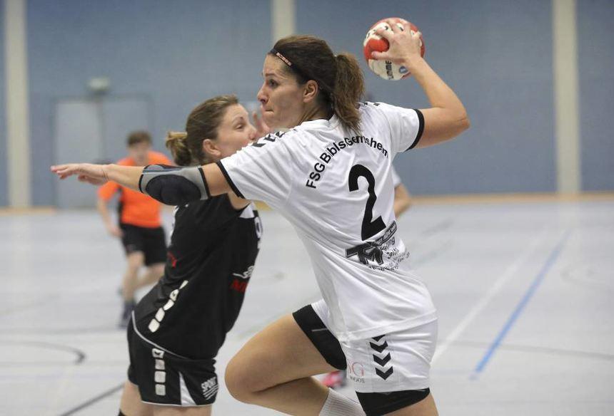 FSG-Spielerin Liboria Romano gelangen neun Treffer.