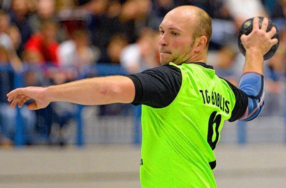 Michael Gansmann, der im letzten Spiel 11 Tore erzielen konnte.