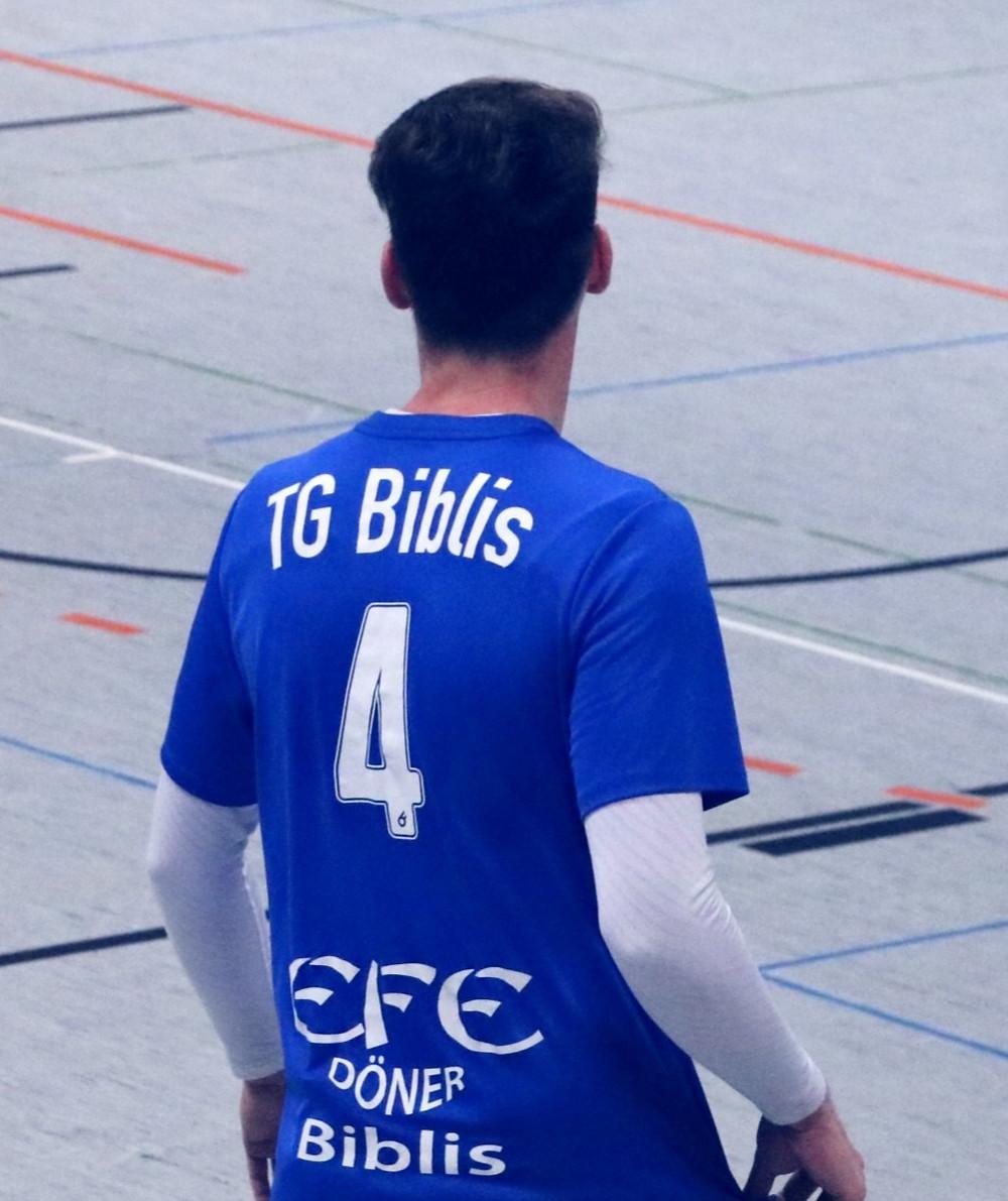 Youngster Philipp Reis war mit acht Feldtoren erfolgreichster Werfer neben den Schmitzer-Brüdern