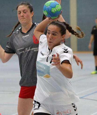 Elma Drekovic gelangen zwölf Treffer für Biblis/Gernsheim.