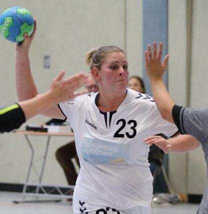 Lisa Götz, hier gegen Darmstadt, fehlt der FSG verletzt.
