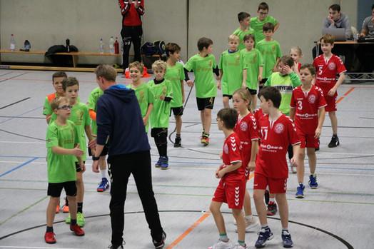 E-Jugend - Spiel vom 08.12.2019