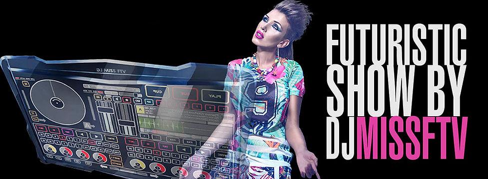 The best girl dj, fashion dj, best female dj for booking 2015