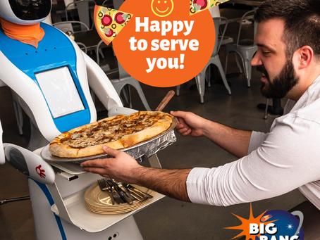 Big Bang Pizza in Atlanta, Georgia USA