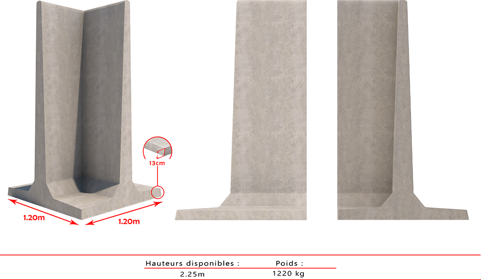 Element Silo Angle