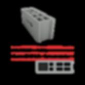 Socamac béton et matériaux moellons 15x2