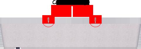 Abreuvoir Beton Socamac Cable de levage