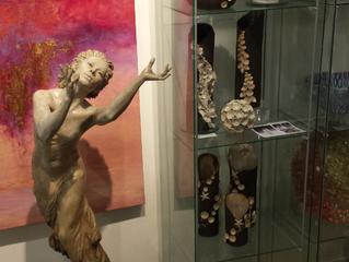 Show this Saturday at Ethos Contemporary Art in Newport Beach, CA