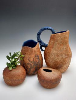 Big Sur series Vases Chelsea Mae