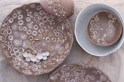 Coral Reef Bowls Chelsea Mae