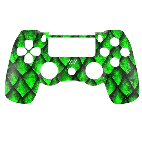 PS4 Dragon Scales Green