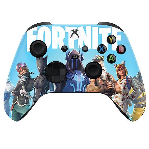 Xbox Fortnite Blue
