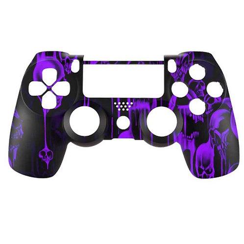 PS4 Water Skulls - Purple