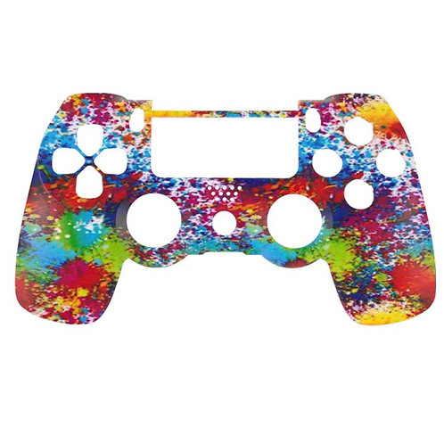 PS4 Paint Splatter