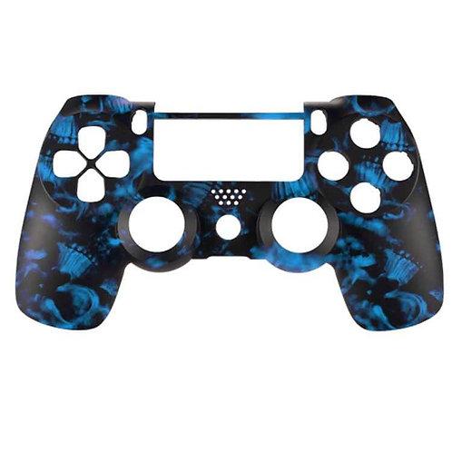 PS4 Reaper Skulls Blue