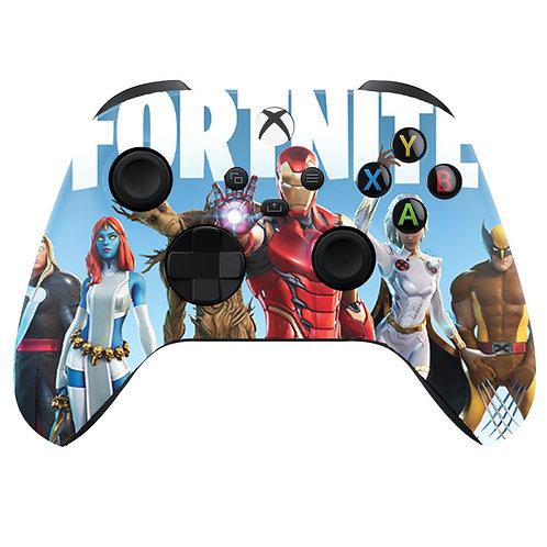 Xbox Fortnite Marvel