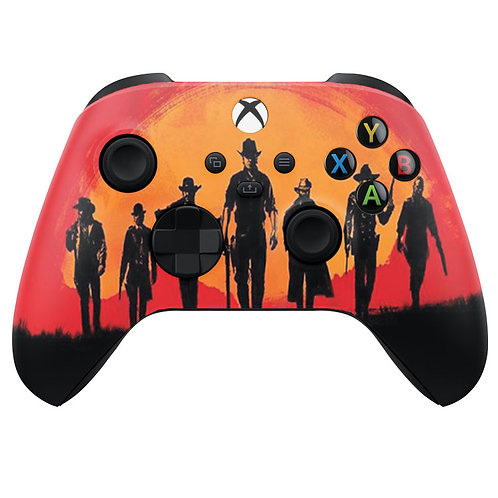 Xbox Red Dead