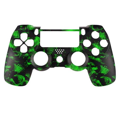 PS4 Reaper Skulls Green