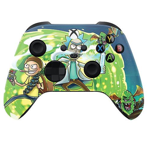 Xbox Rick & Morty