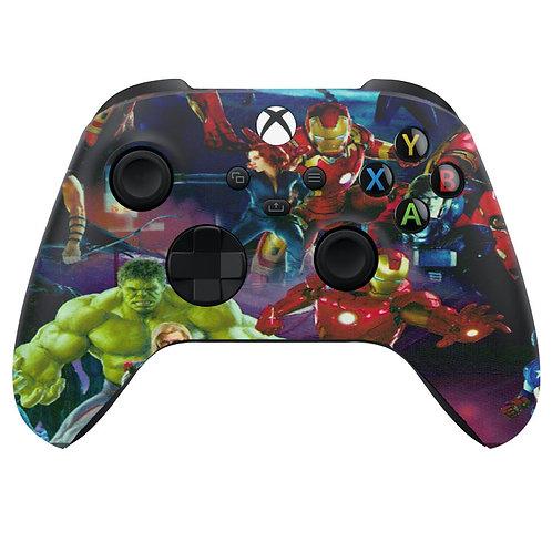 Xbox Marvel Heroes