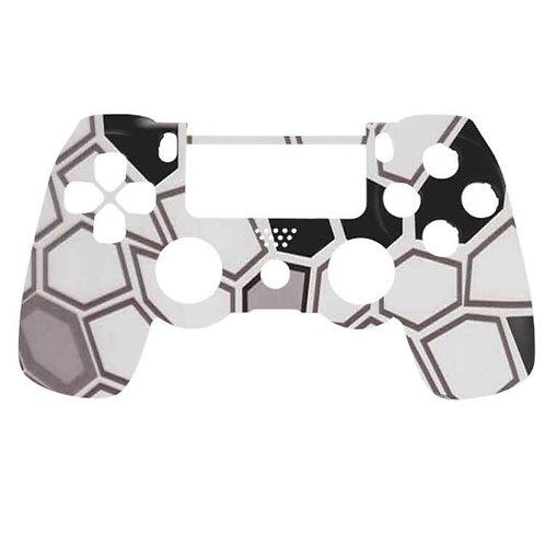 PS4 Hex Camo White