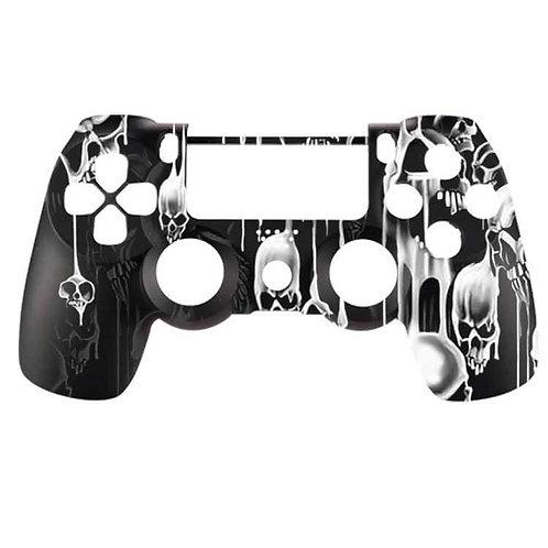PS4 Water Skulls - White