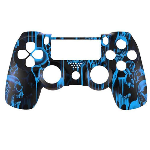 PS4 Water Skulls - Blue