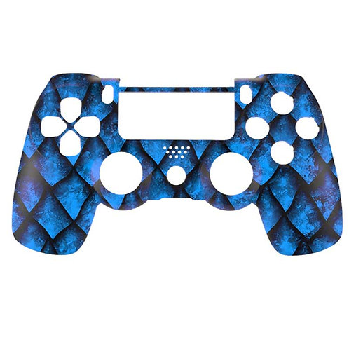 PS4 Dragon Scales Blue