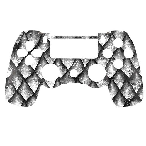 PS4 Dragon Scales White
