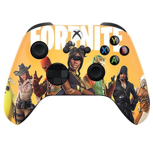 Xbox Fortnite Yellow