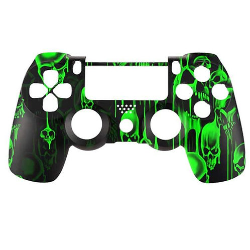 PS4 Water Skulls - Green