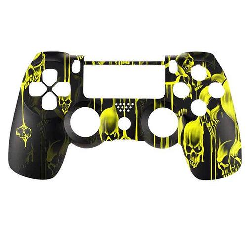 PS4 Water Skulls - Yellow