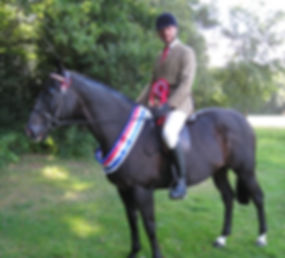 Pyrford Saddle Club Ridden Champion September 2019