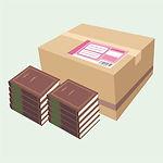 アイコン_B2_紙の本:文章+一部に画像を使用する場合_B2_11_印刷・製本.
