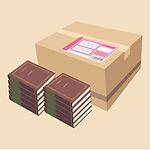 アイコン_B3_紙の本:文章+多数の画像を使用する場合_B3_10_印刷・製本.