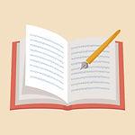 アイコン_B3_紙の本:文章+多数の画像を使用する場合_B3_07_原稿整理〈添