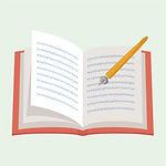 アイコン_B2_紙の本:文章+一部に画像を使用する場合_B2_08_原稿整理〈添