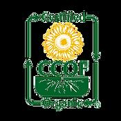 CCOF Certified Organic logo