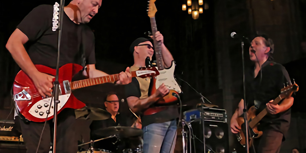 The Smithereens & Marshall Crenshaw in Scituate MA