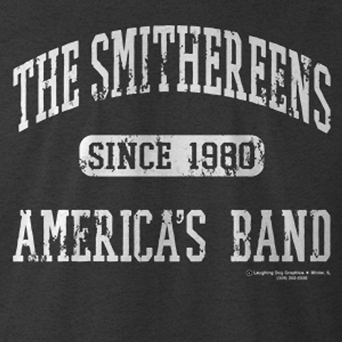 The Smithereens America's Band T-Shirt