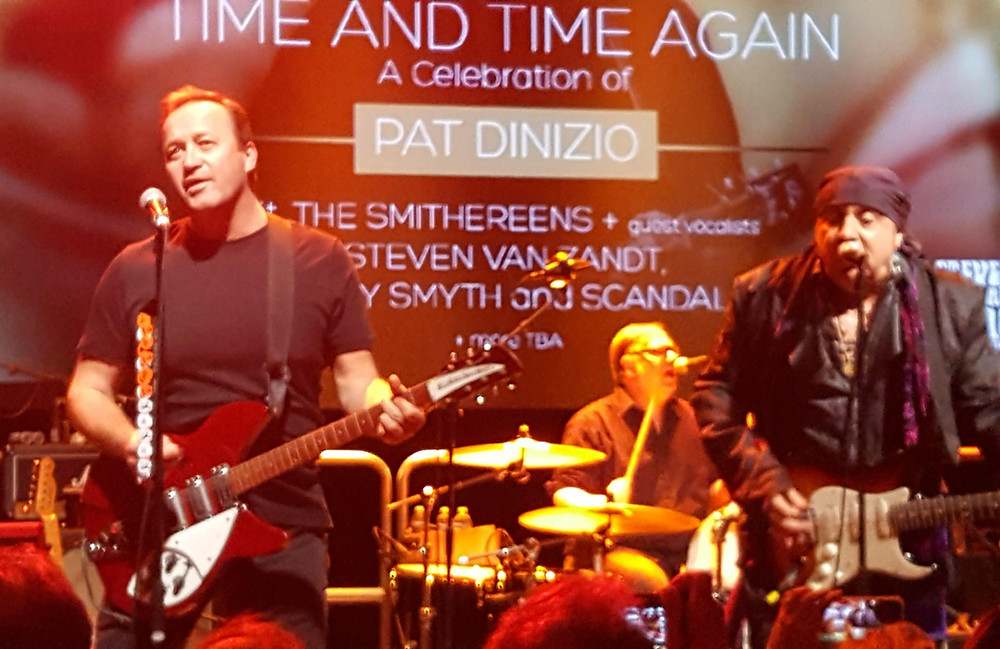 Smithereens and Steve Van Zandt