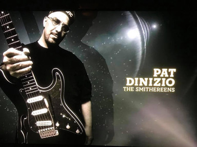 Pat DiNizio on the Grammy In Memorian segment