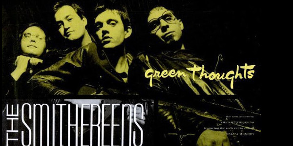 Green Thoughts promo photo