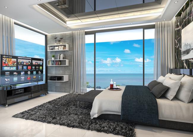 3-4-5-Bedroom-2 storey villa DUNE-Phuket