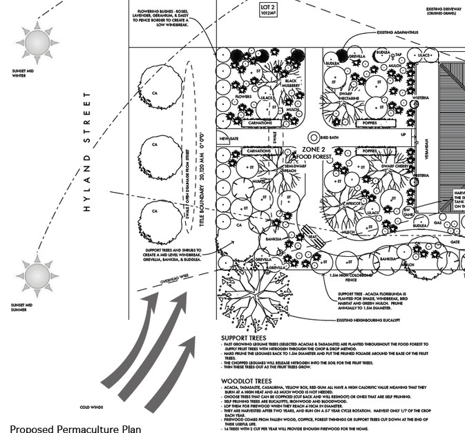 Creating a sustainable home with Permaculture